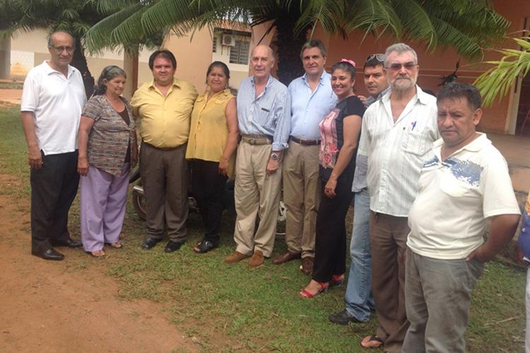 Bolivia: Proyecto de Salud Ocular en Guayaramerín